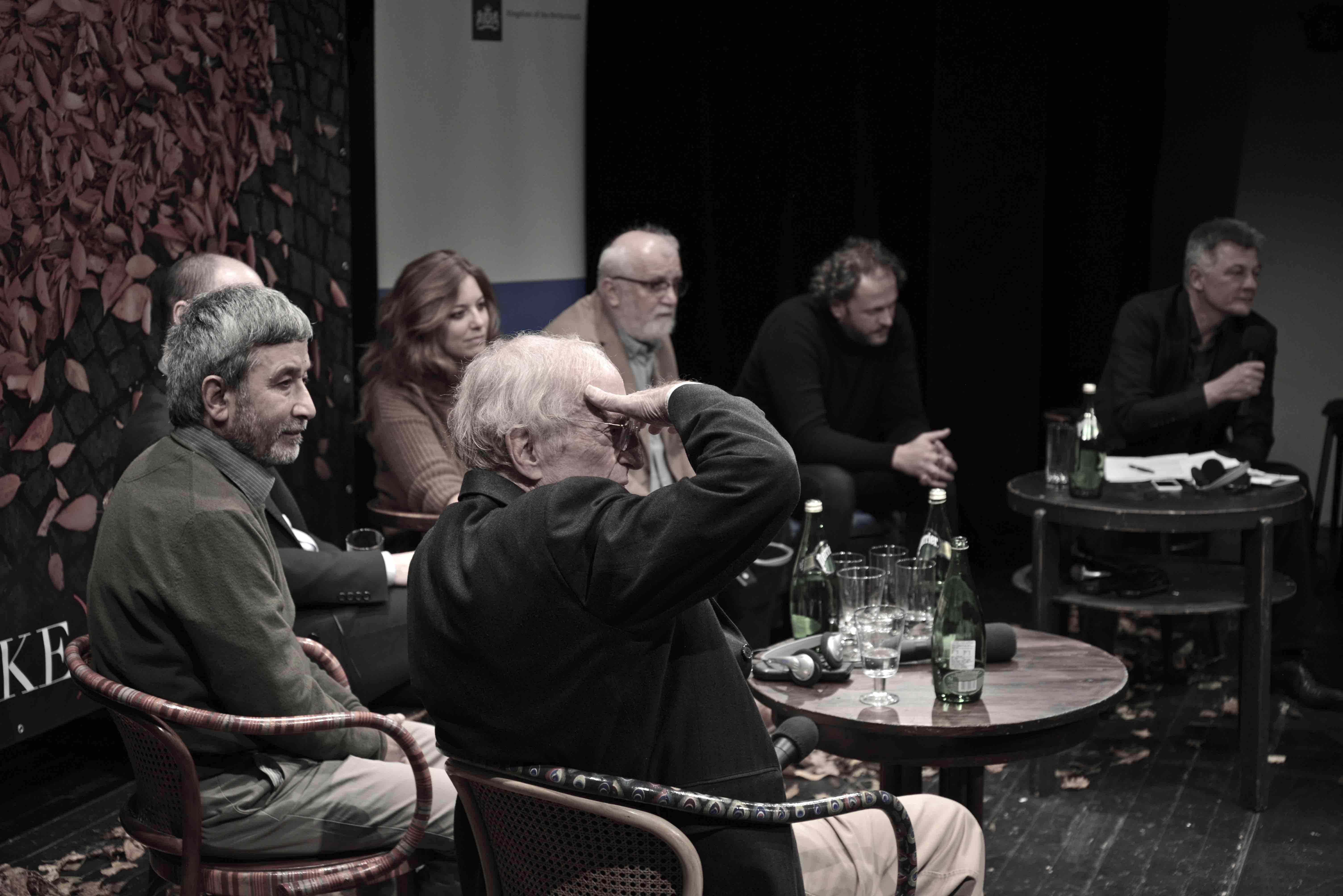 Avishai Margalit - Hamid Ismailov - Keith Lowe - Rasha Khayat - Hars Pašović - Michal Havran - Chris Keulemans